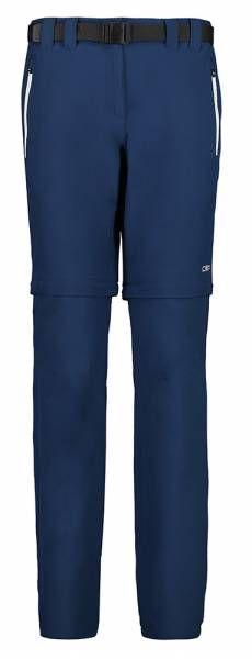 CMP Zip Off Pant Damen Outdoorhose blue-stone (3T51446)