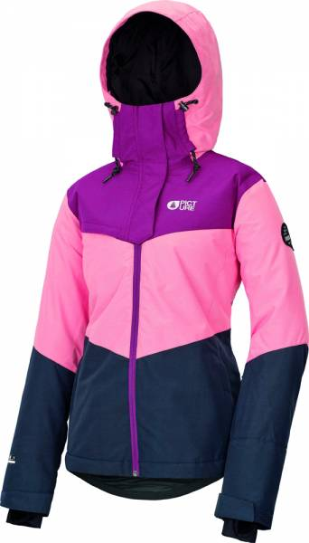 Picture Week End Jacket Women c coral