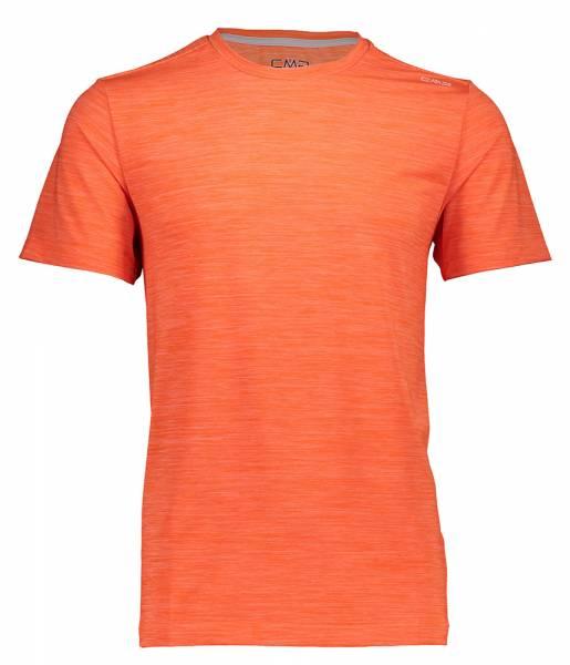 CMP Herren Funktionsshirt flash orange (30T7207)