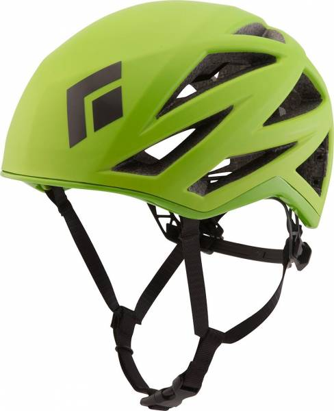 Black Diamond Vapor envy green Kletterhelm