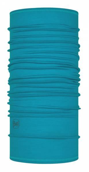 BUFF® Lightweight Merino Wool Multifunktionstuch solid malibu