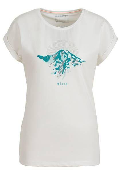 Mammut Mountain T-Shirt Damen white