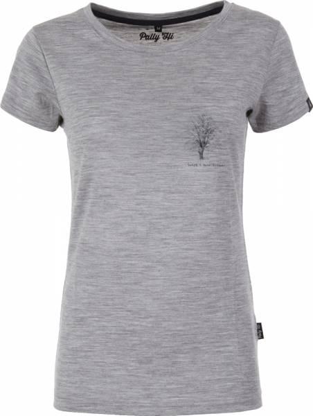 Pally´Hi Frozen Branches Women T-Shirt heather grey