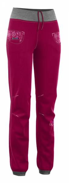 Crazy Idea Pant Aria Light Damen Kletterhose cerise