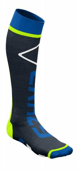 Crazy Idea Crazy Carbon Socks Skisocken lime