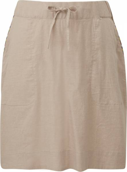Sherpa Kiran Skirt Women Rock goa sand