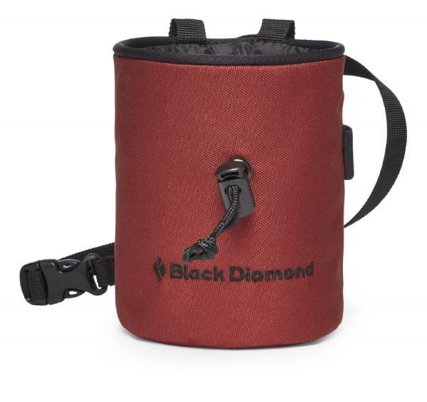 Black Diamond Mojo Chalk Bag red oxide