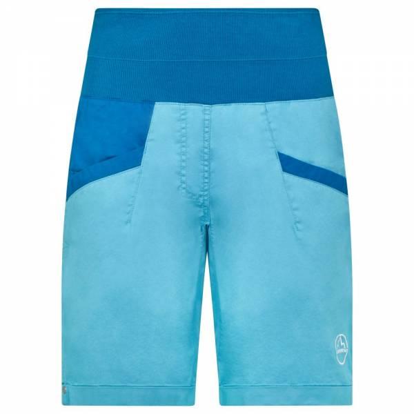 La Sportiva Ramp Short Women Kletterhose pacific blue/neptune