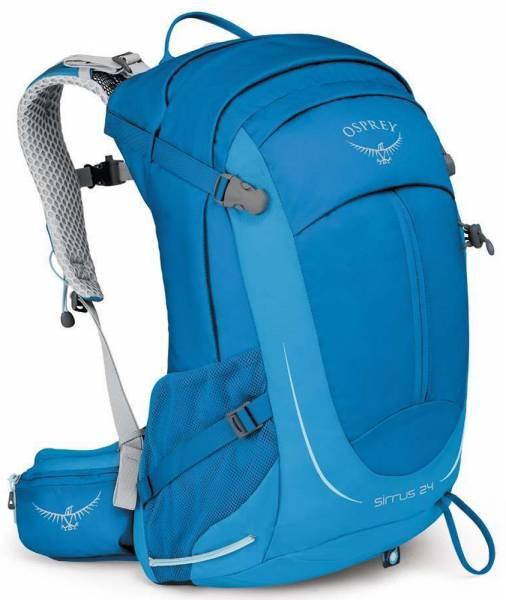Osprey Sirrus 24 O/S Wanderrucksack summit blue