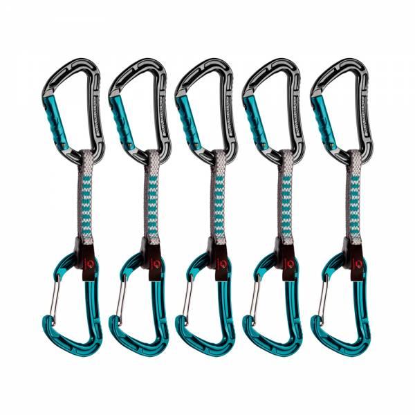 Mammut 5er Pack Bionic Express Sets basalt-aqua
