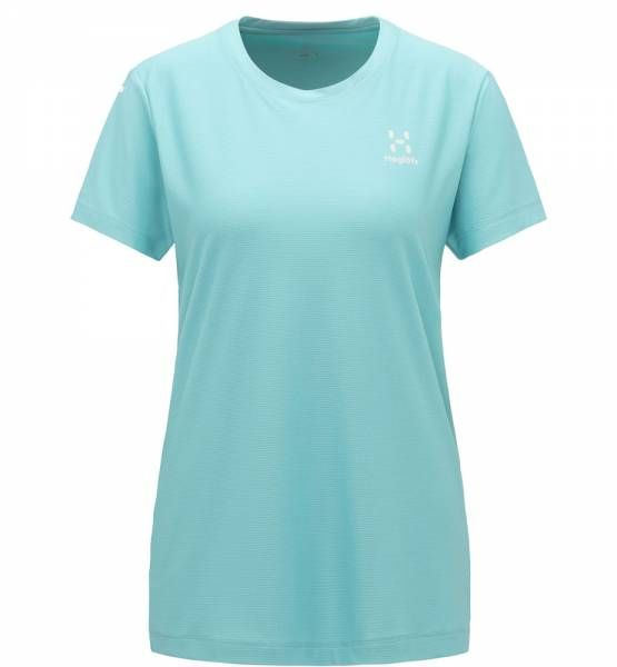 Haglöfs L.I.M. Tech Tee Women T-Shirt glacier green