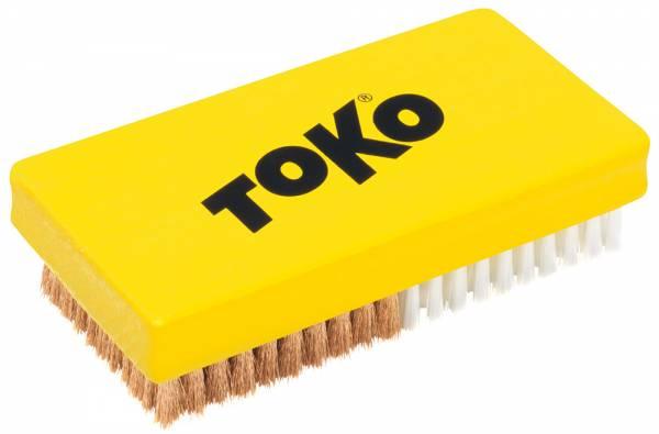 Toko Nylon/Kupfer Skibürste
