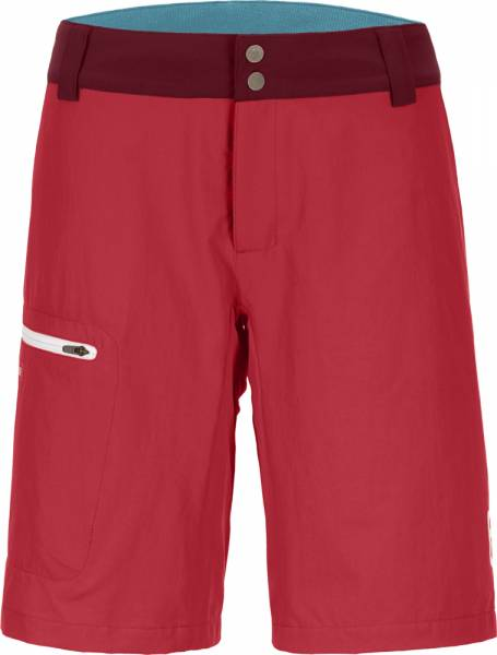 Ortovox Pelmo Shorts Women hot coral Hose