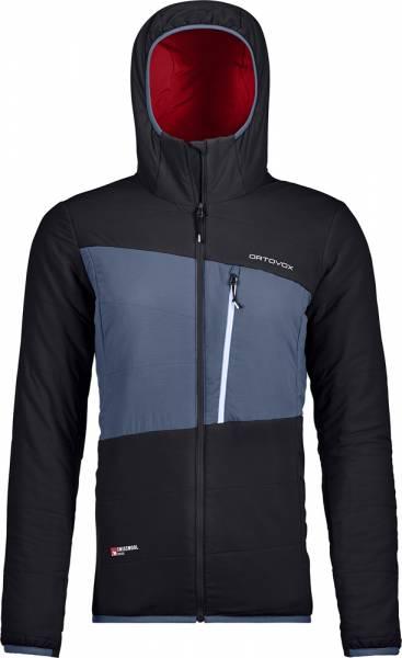 Ortovox Swisswool Zebru Jacket Women Jacke black raven