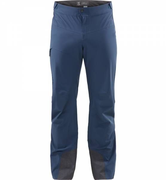 Haglöfs L.I.M. Touring Proof Pants Men Skitourenhose Tarn Blue