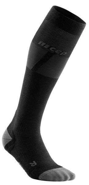 CEP Ski Ultralight Compression Socks Herren Skisocken black/dark grey