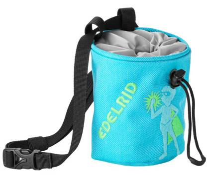 Edelrid Chalk Bag Muffin icemint