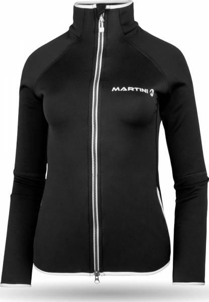 Martini Prosperity Jacket Women black Stretchjacke