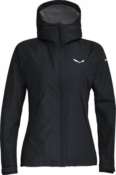 Salewa Puez PTX 2L Jacket Women Shelljacke black out melange