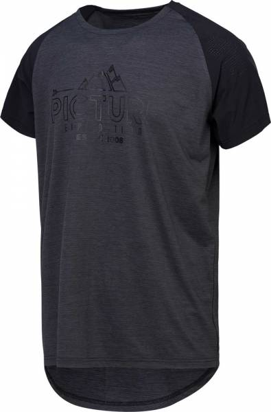 Picture Oddisee Tech SS Tee Men black