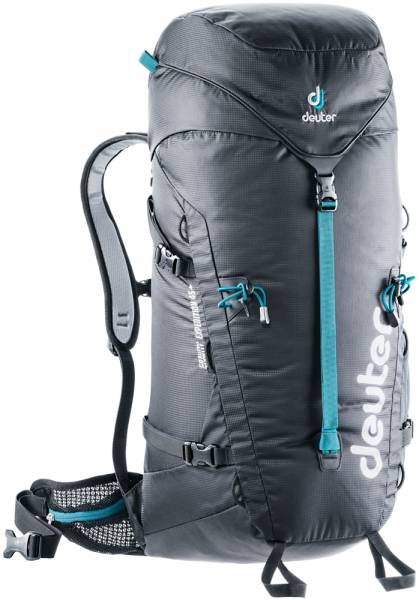 Deuter Gravity Expedition 45+ black Wanderrucksack