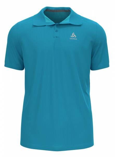 Odlo F-Dry Herren Poloshirt horizon blue