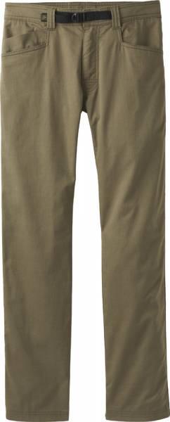 "Prana Rockland Pant 32"" Inseam Kletterhose slate green"