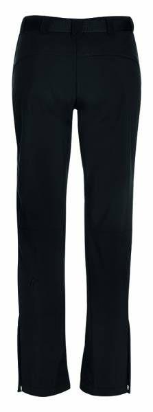 Maier Sports Tech Pants Damen Softshellhose black Kurzgröße