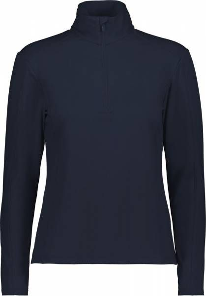 CMP Sweat Women Midlayer Black Blue