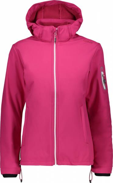 CMP Woman Jacket Zip Hood geraneo (39A5006)