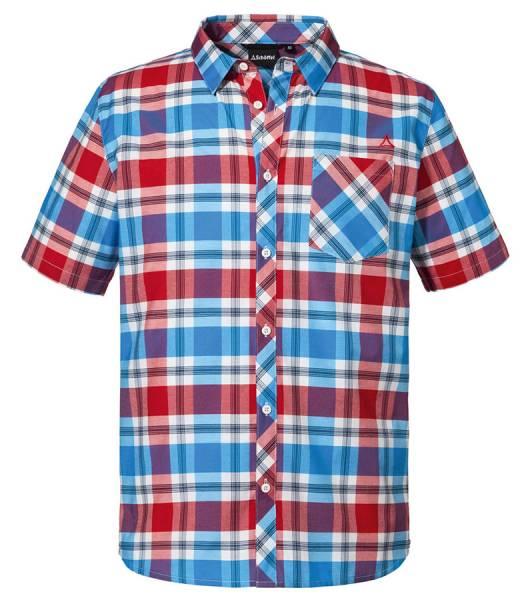 Schöffel Shirt Calanche M Herren Hemd goje berry