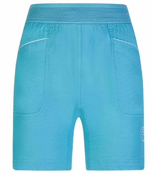 La Sportiva Onyx Short Damen Klettershort topaz/celestial blue