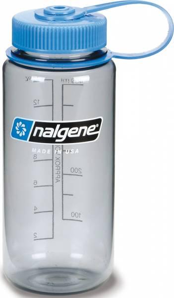 Nalgene Weithals 0,5L Trinkflasche grey