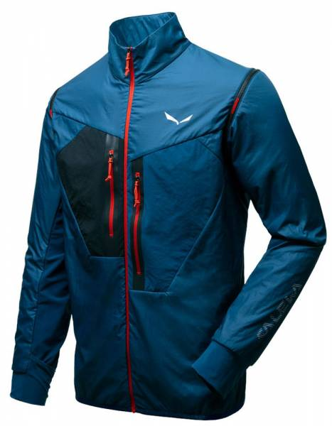 Salewa Pedroc Hybrid Alpha 2/1 Jacket Isolationsjacke Men poseidon