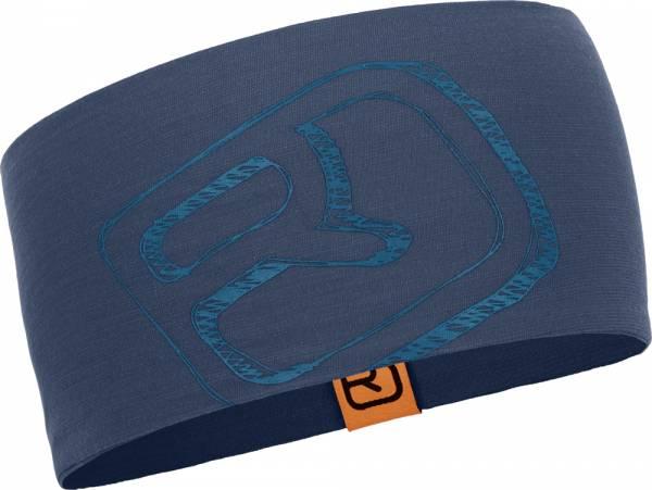 Ortovox Merino Cool Logo Headband night blue Stirnband