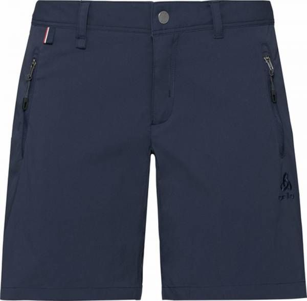 Odlo Wedgemount Shorts Women Outdoor-Short diving navy