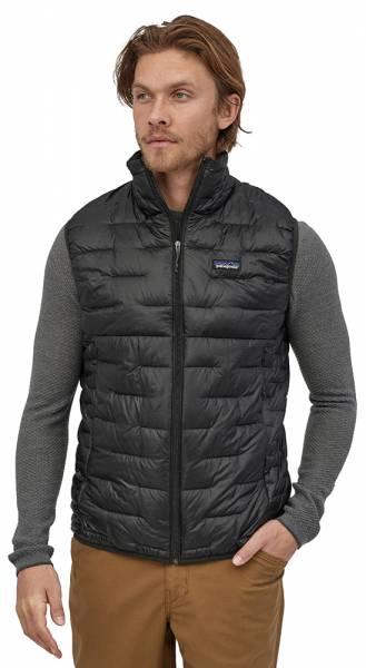 Patagonia Micro Puff Vest Herren Isolationsweste black