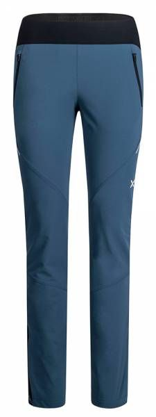 Montura Venture Pants Damen Outdoorhose blue cenere/bianco