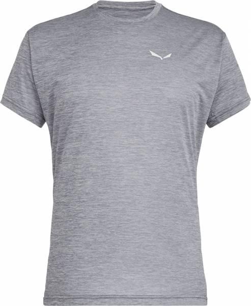 Salewa Puez Melange Dry Men S/S Tee Shirt quiet shade