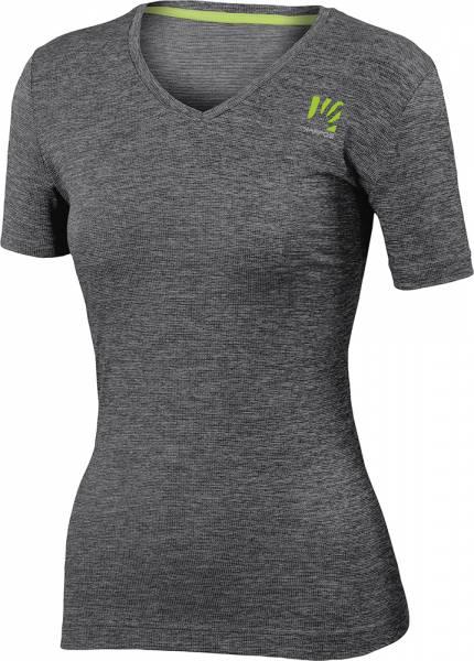Karpos Alta Via Jersey Women T-Shirt lead grey