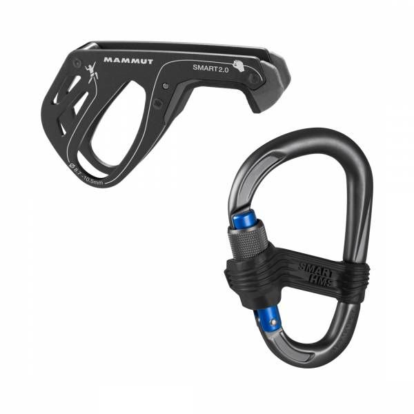 Mammut Smart Belay Package Sicherungsgerät phantom