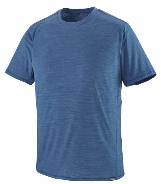 Patagonia M's Capilene® Cool Lightweight Shirt Herren Funktionsshirt blue X-dye