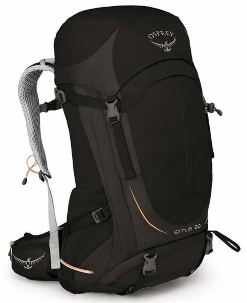 Osprey Sirrus 36 WS/WM Bergrucksack black