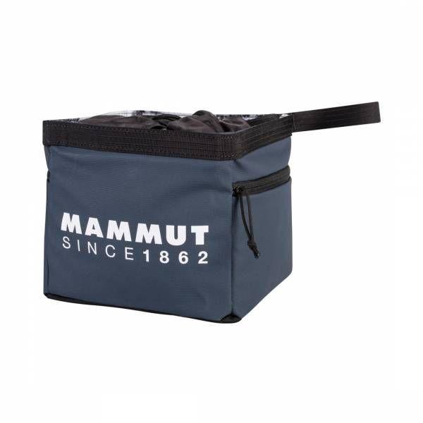 Mammut Boulder Cube Chalk Bag marine
