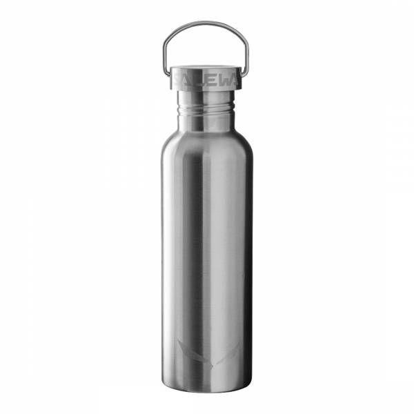 Salewa Aurino Stainless Steel Bottle 1,0 L steel