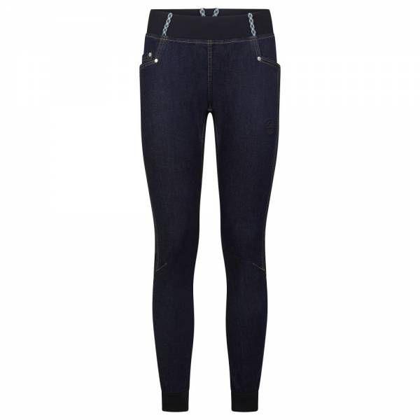 La Sportiva Mescalita Pant Women Kletterhose jeans/black