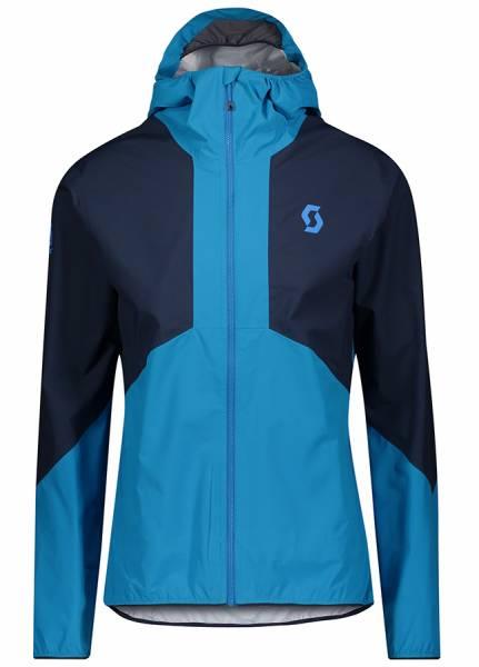Scott Explorair Light Dryo 2.5L Jacket Herren Funktionsjacke midnight blue/atlantic blue