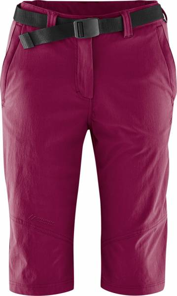 Maier Sports Lawa Women Berghose red plum