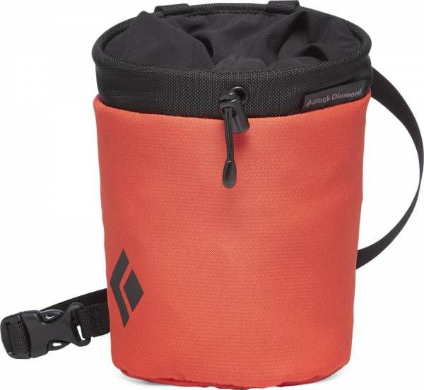 Black Diamond Repo red Chalkbag