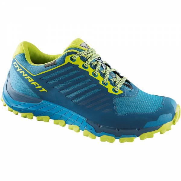 Dynafit Trailbreaker GTX Men Trailrunningschuh Mykonos Blue/Lime Punch